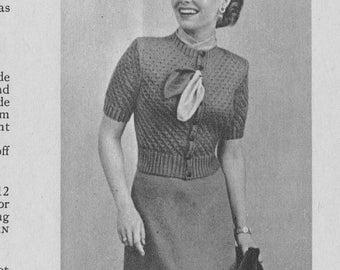1952 Plain Skirt