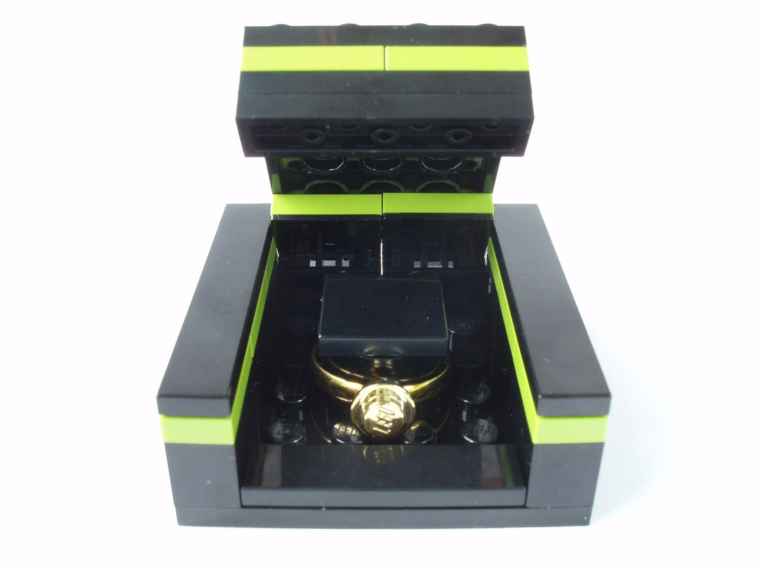 zoom - Wedding Ring Box