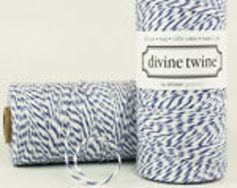 Divine Twine-BLUEBERRY - 240 yards
