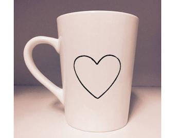 rae dunn inspired mugs
