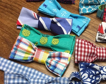 Pinappple Bow Tie, toddler, little boys, pineapples