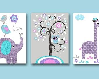 Kids Wall Art Kids Art Baby Girl Nursery Decor Instant Download Print Digital Download Art Printable Nursery Print Digital Print 8x10 11X14