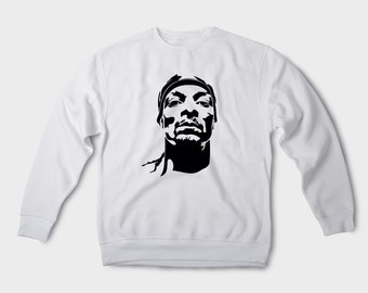 Snoop Dogg shirt Snoop Lion shirt Snoop Dogg sweatshirt Snoop Doggy Dogg Hip-hop clothing Cool mens sweatshirt Snoop Dogg sweater GO3019