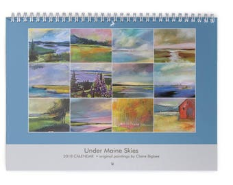 """SOLDED OUT Classic Wall Calendars (11"""" x 17"""")"""