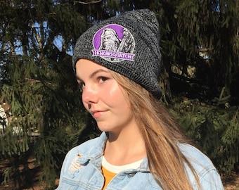 Beanie winter hat Bigfoot Squatch sasquatch hat