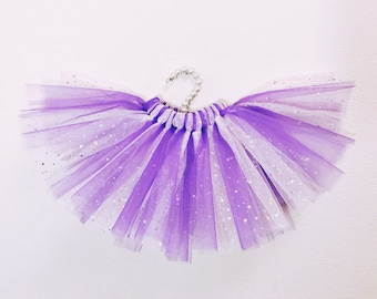 Purple skirt Infant skirt Pattern tutu 0-3 months skirt Photo session skirt Party skirt Tulle skirt Babygirl skirt
