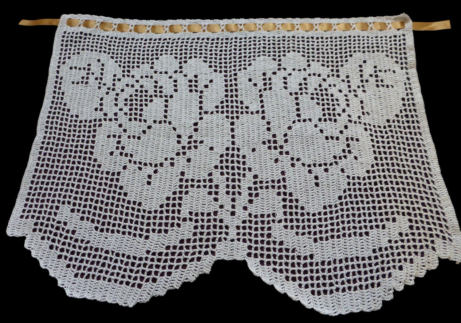 Exelent Crochet Valance Pattern Pictures - Great Sewing Ideas ...