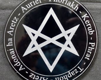 Pentacle of Earth | Unicursal Hexagram Pentacle