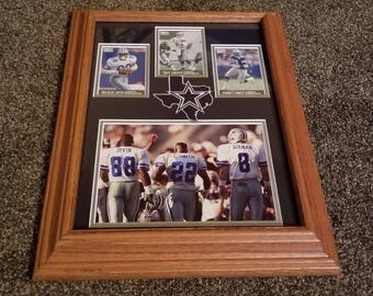 "Dallas Cowboys ""Triplets"""