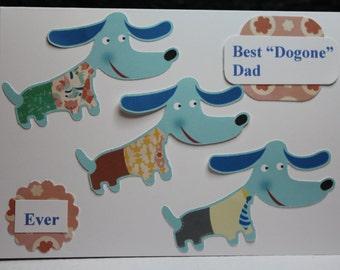 "Best ""dogone"" dad ever"