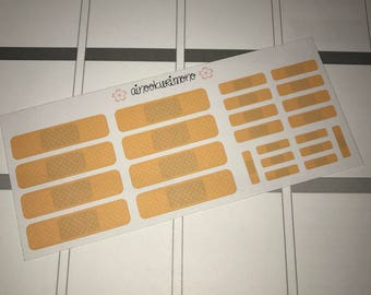 Bandaid Stickers