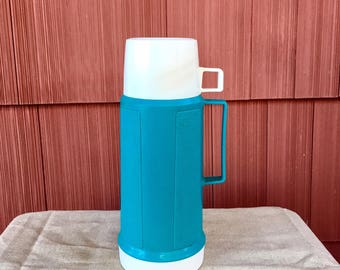 Vintage Thermos Aquamarine