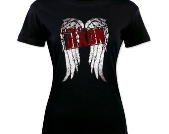 Inspired By The Walking Dead Team Daryl Woman T-Shirt