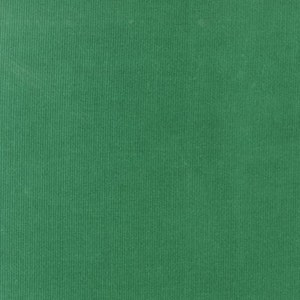 Green Corduroy Fabric, Kelly green 21 wale featherweight corduroy, Robert Kaufman Fabric, 100% cotton