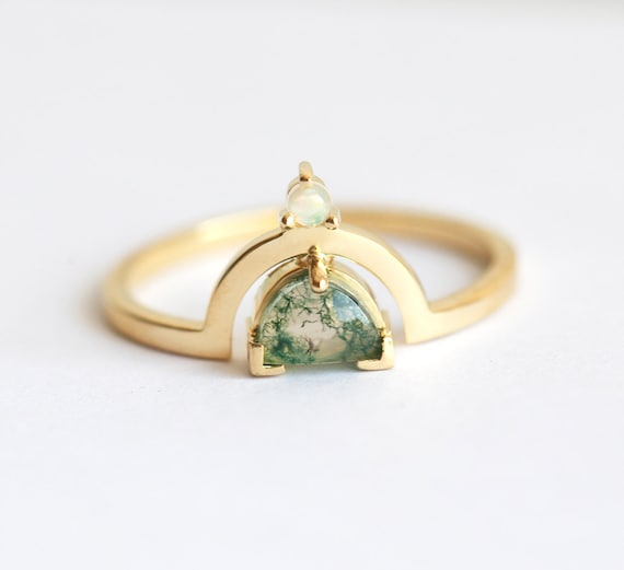 round design color style women rin mixed big for with squares green antique drop stone ring fashion newladies new rings