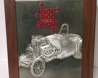 Vintage HotRod Award Plaque