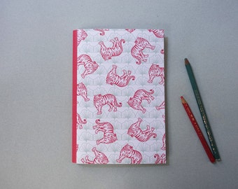 Tigers notebook / memo book Tigers
