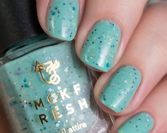 T.B.O.E.S.2 - Revamped Nail Polish from The Original Labyrinth Collection