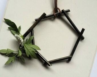 Handmade Cloudpine Pendant