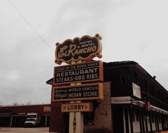 El Rancho Motel, New Mexico