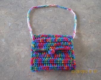 Envelope purse - square - girls/teens/ladies