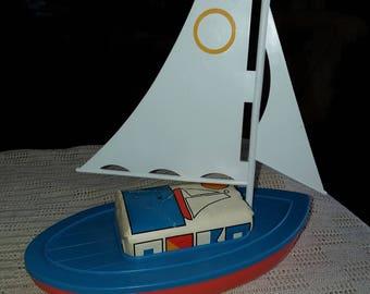 Avon Soap Boat floating soap dish