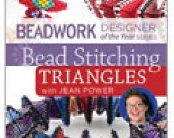 Bead Stitching Triangles DVD