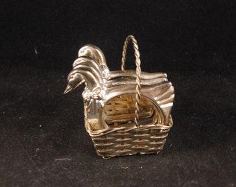 Ducks napkin holders  (4 napkin holders)