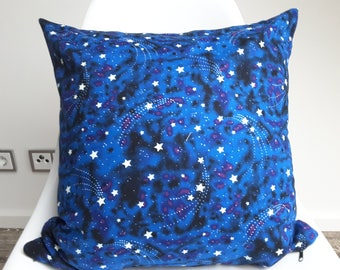 "Cushion cover ""Starry Night"""