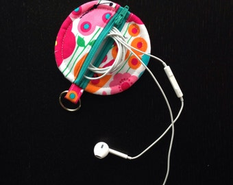 Earbud Pouch