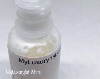 White Color Cold Process Soap Making Liquid Colorant DIY lotion creams and lip pigment colour coloring Titanium Dioxide Oil