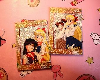 Sailor Scout Magnets