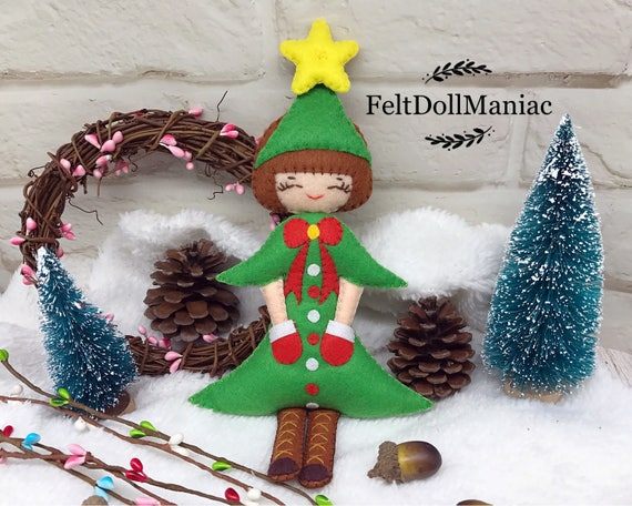 free felt doll patterns pdf