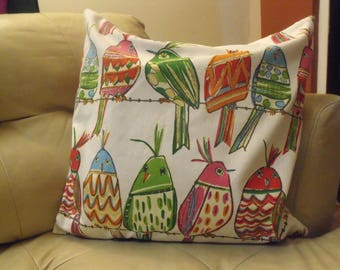 Decorative Throw pillow Cover ONLY