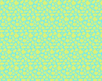 Judith's Fancy by Jennifer Paganelli for Free Spirit - Mary - Citrus - Fat Quarter - FQ - Cotton Quilt Fabric