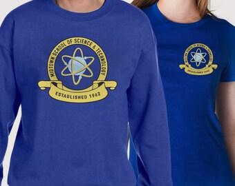Atom sweatshirt, hoodie and t-shirt