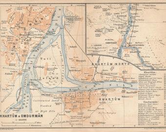 Sudan map decor Etsy