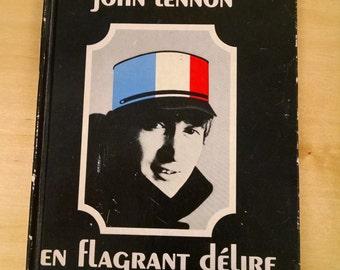 1964 En Flagrant Delire by John Lennon (In His Own Write-En Francais) Possible First Edition
