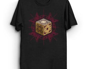 Lament Configuration - Hellraiser T-Shirt | Horror Shirt | Pinhead T-Shirt
