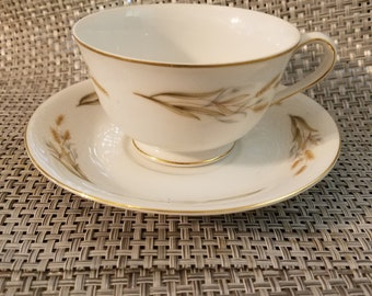 You've been poisoned cup and saucer