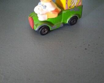 Pinnochio car
