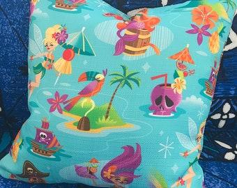 Neverland Pillow