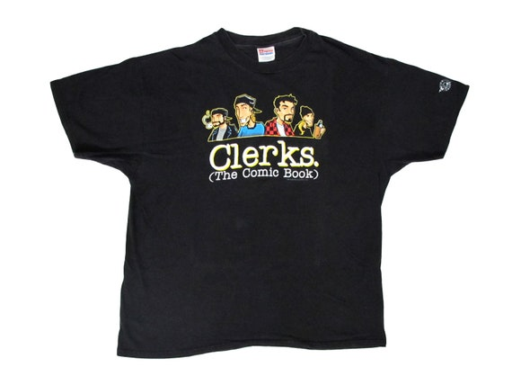 Clerks The Comic Book T-Shirt