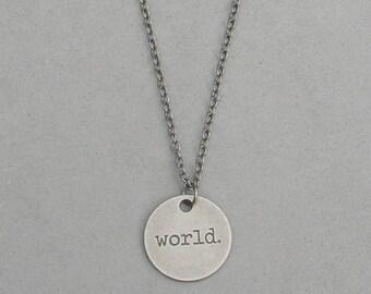 world Necklace
