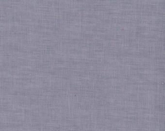 Hanky Linen - Silver - 56 inch x 1/2yd