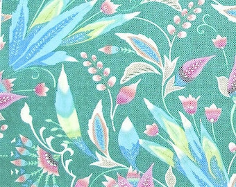 90348-   Amy Butler Glow  Collection Home Dec  - Tivoli in Grass color - 1/2  yard