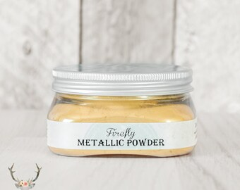 Vintage Storehouse Metallic Powder {Firefly}