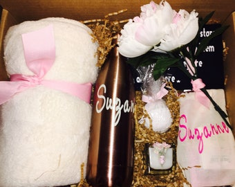 Get Well Care Package  Custom Care Package   Personalized Care Package   Get Well Soon Gift    After Surgery Care Package   Get well gift
