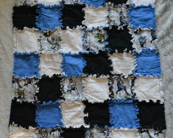Star Wars Rag Quilt