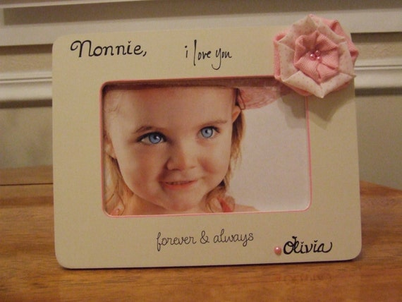 Items similar to Picture frame, frame for Mom Grandma Aunt Godmother ...